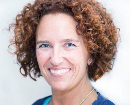 ein Portrait von Astrid Gadermaier
